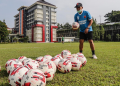 Pelatih PSM Makassar, Syamsuddin Batola/Sumber: PSM Makassar (Instagram)