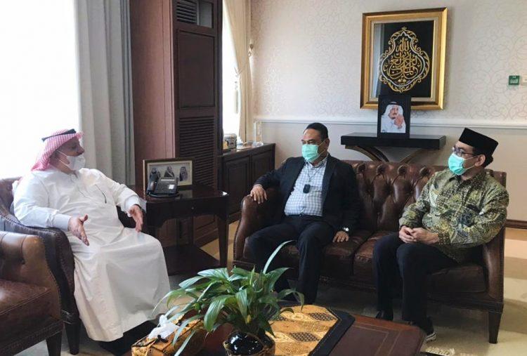 Bahas Umroh dan Haji: Dubes Indonesia dan Arab Saudi