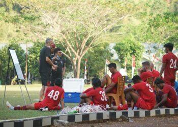 Skuad PSM Makassar siap berlaga di kompetisi terbesar di Indonesia Liga 1