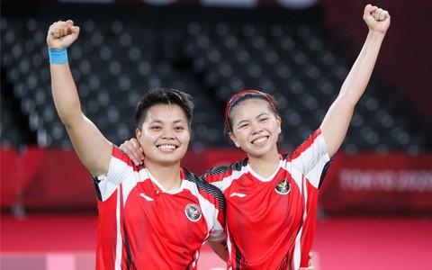 Greysia Polii Apriyani Rahayu Sumbang Emas Pertama bagi Indonesia pada Olimpiade Tokyo 202