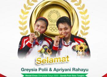 Peraih Medali Olimpiade